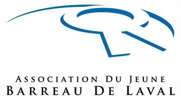 L'association du Jeune Barreau de Laval Logo